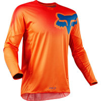 Мотоджерси Fox 360 Viza Jersey Orange XL (19420-009-XL)