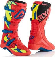 Мотоботы Acerbis X-TEAM RED/YELLOW 43