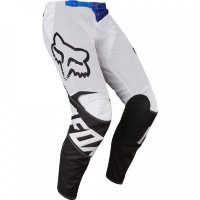Мотоштаны Fox 180 Race Airline Pant White W30 (18146-008-30)