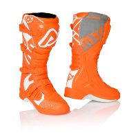 Мотоботы Acerbis X-TEAM ORANGE/WHITE 44