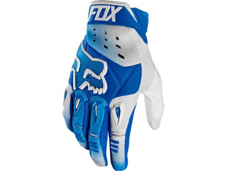 Мотоперчатки Fox Pawtector Race Glove Blue S (12005-002-S)