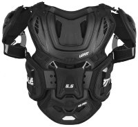 Защита панцирь Leatt Chest Protector 5.5 Pro HD Black XXL (5014101103)