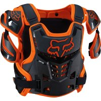 Защита панцирь Fox Raptor Vest Orange L/XL (12351-009-L/XL)