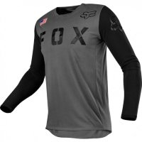 Мотоджерси Fox 180 San Diego SE Jersey Grey/Black L (20837-035-L)