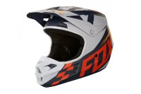 Мотошлем Fox V1 Sayak Helmet Orange XXL (19534-009-2X)