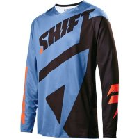 Мотоджерси Shift Black Mainline Jersey Blue L (18764-002-L)