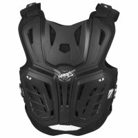 Защита панцирь Leatt Chest Protector 4.5 Black (5015300100)