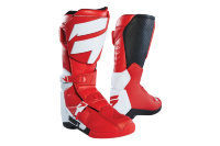Мотоботы Shift White Label Boot Red 12 (19339-003-12)