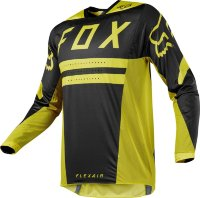 Мотоджерси Fox Flexair Preest Jersey Dark Yellow L (19414-547-L)