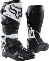 Мотоботы Fox Instinct Boot Black/Black 9 (12252-021-9)