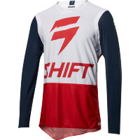 Мотоджерси Shift Blue 4th Kind Jersey Navy/Red L (19300-248-L)