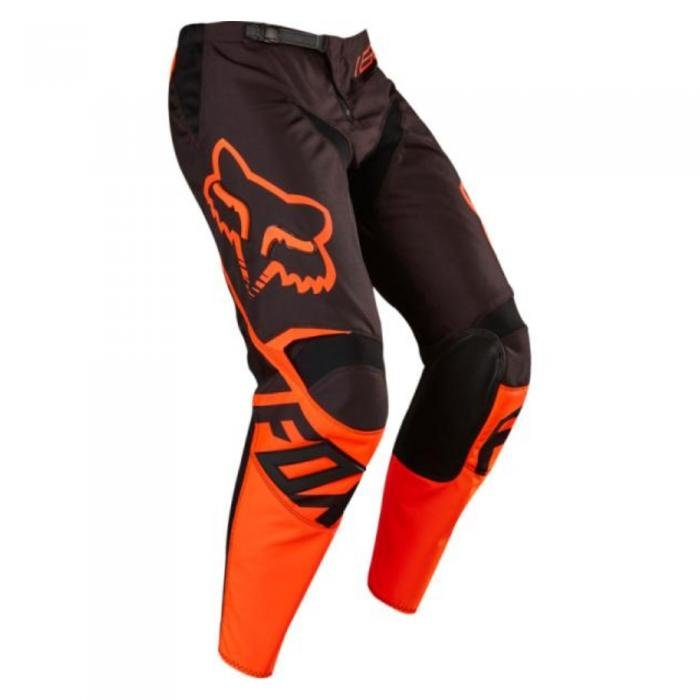 Мотоштаны Fox 180 Race Pant Red W30 (19427-003-30)