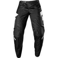 Мотоштаны подростковые Shift White Ninety Seven Youth Pant Black W26 (21454-001-26)