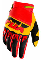Мотоперчатки Fox Dirtpaw Mako Glove Yellow M (15921-005-M)