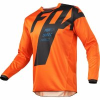 Мотоджерси Fox 180 Mastar Jersey Orange XL (19430-009-XL)