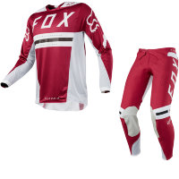 Мотоджерси Fox Flexair Preest Jersey Dark Red (19414-208-M)