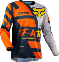Мотоджерси Fox Legion LT Offroad Jersey Blue XL (18236-002-XL)