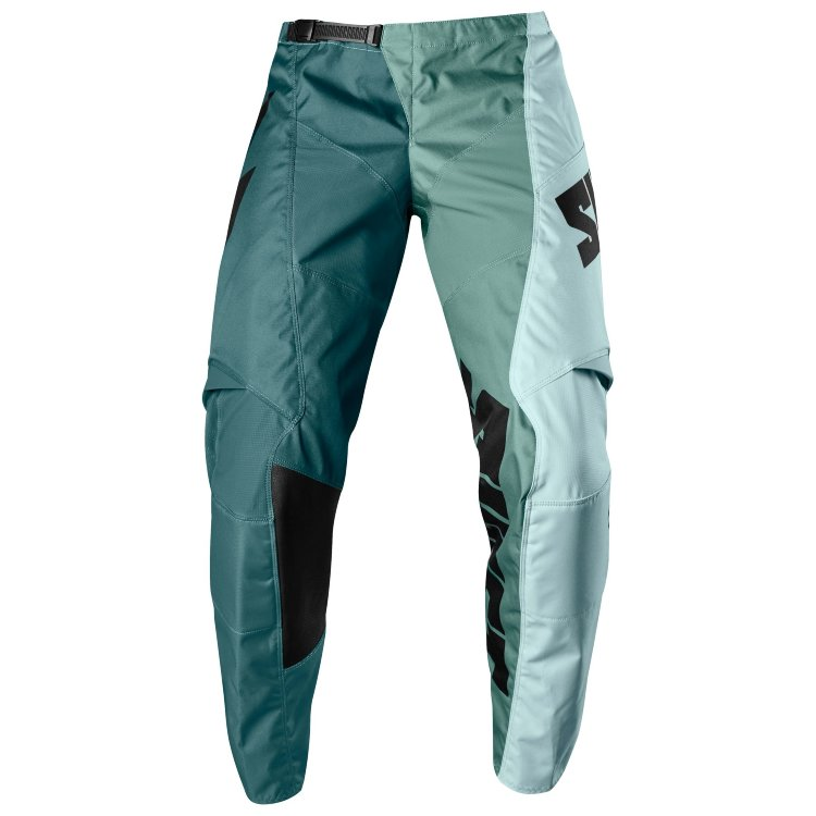 Мотоштаны Shift White Tarmac Pant Teal W36 (19327-176-36)