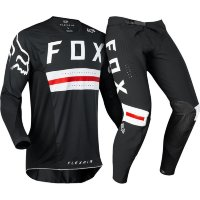 Мотоджерси Fox Flexair Preest LE Jersey Black/Red L (22143-017-L)