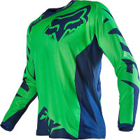 Мотоджерси Fox 180 Race Jersey Green XXL (17253-004-2X)