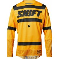 Мотоджерси Shift Black Strike Jersey Yellow XL (19311-005-XL)