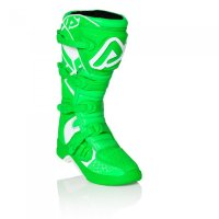 Мотоботы Acerbis X-TEAM GREEN/WHITE 39