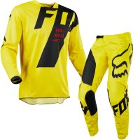 Мотоджерси Fox 180 Mastar Jersey Yellow L (19430-005-L)
