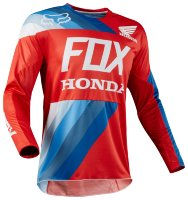 Мотоджерси Fox 360 Honda Jersey Red M (19424-003-M)