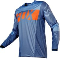 Мотоджерси Fox Flexair Libra Jersey Orange/Blue M (14960-592-M)
