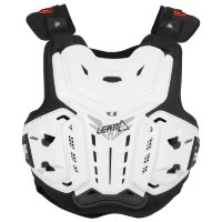 Защита панцирь Leatt Chest Protector 4.5 White (5015300110)